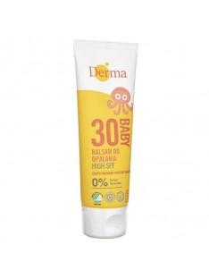 Derma Eco Baby Mineralny Filtr UV SPF 30, 75 ml