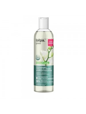 tołpa green, normalizacja. detoksykujący szampon do włosów przetłuszczających się, 300ml