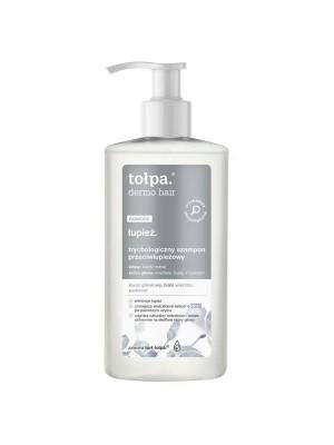 tołpa dermo hair łupież. trychologiczny szampon przeciwłupieżowy, 250ml