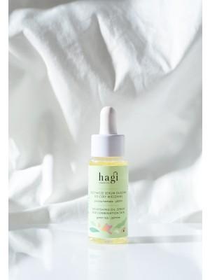 Hagi Cosmetics NATURALNE SERUM DO CERY MIESZANEJ, 30ml