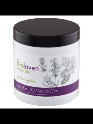 Biolaven Organic Maska do włosów 250 ml