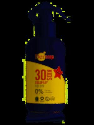 Derma Sun Spray dla dzieci SPF 30, 200 ml