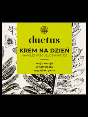 Duetus Krem na dzień 50 ml