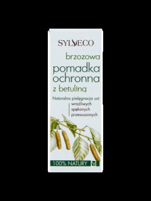 Sylveco Brzozowa pomadka ochronna z betuliną 4,6 g
