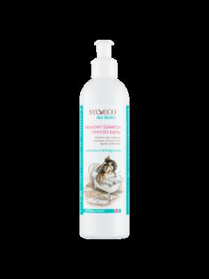 Sylveco dla dzieci Kremowy szampon i płyn do kąpieli 300 ml