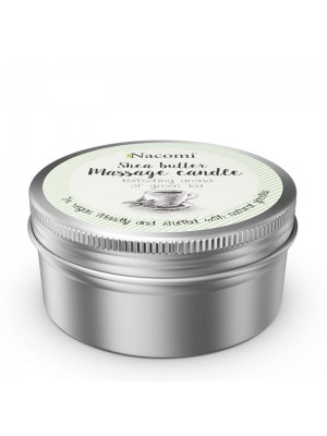 Nacomi Balsam w świecy o zapachu zielonej herbaty 150g