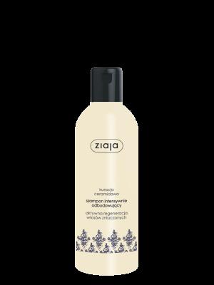 ziaja ceramidowy szampon intensywnie odbudowujący, 300ml