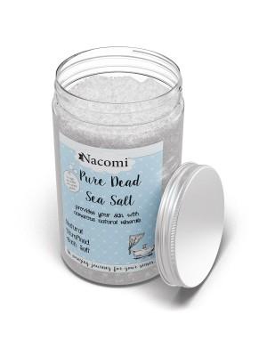 Nacomi Czysta Sól Z Morza Martwego 1400g