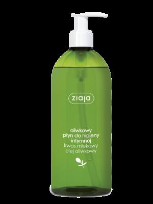ziaja oliwkowy płyn do higieny intymnej, 500ml