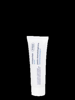 ziaja mintperfekt activ pasta stomatologiczna remineralizująca, 75ml