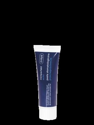 ziaja mintperfekt activ pasta stomatologiczna przeciwpróchnicza, 75ml