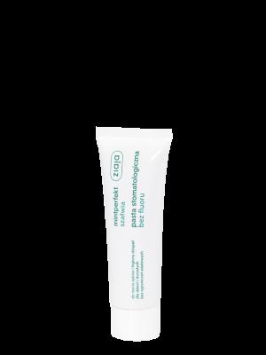 ziaja mintperfekt szałwia pasta stomatologiczna bez fluoru, 75ml