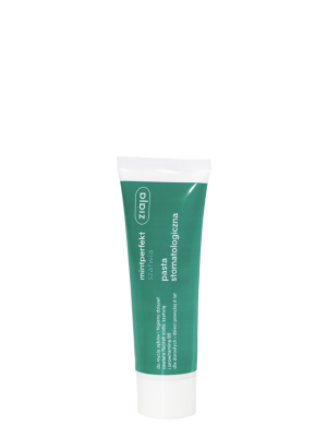 ziaja mintperfekt szałwia pasta stomatologiczna